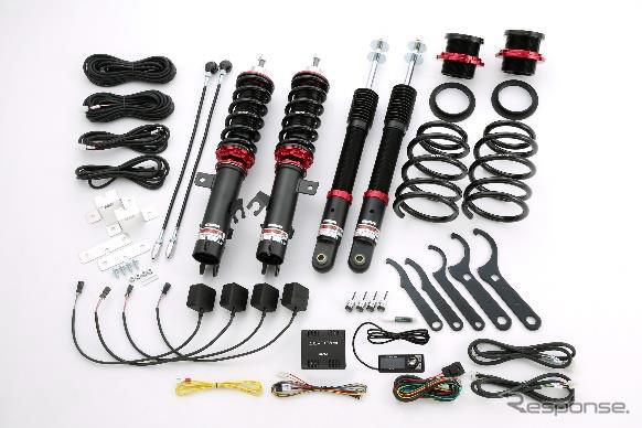 DAMPER ZZ-R SpecDSC Plus《写真提供 ブリッツ》