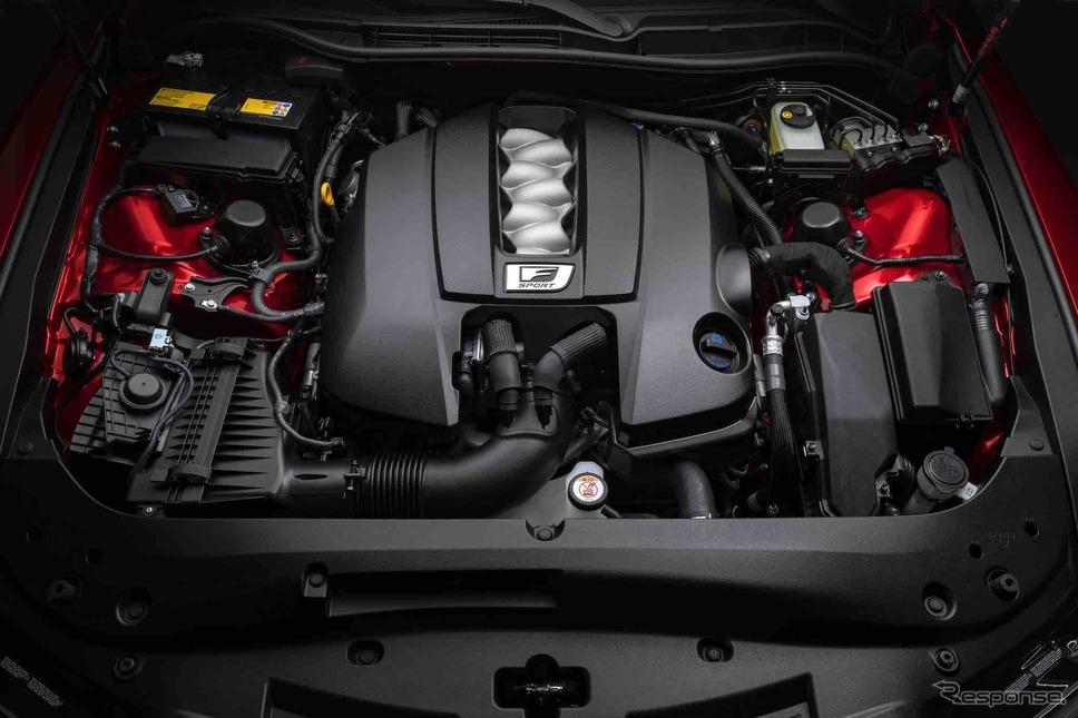 レクサス IS500 Fスポーツ・パフォーマンス《photo by Lexus》