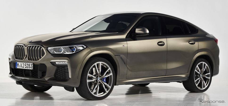 BMW X6《photo by BMW》