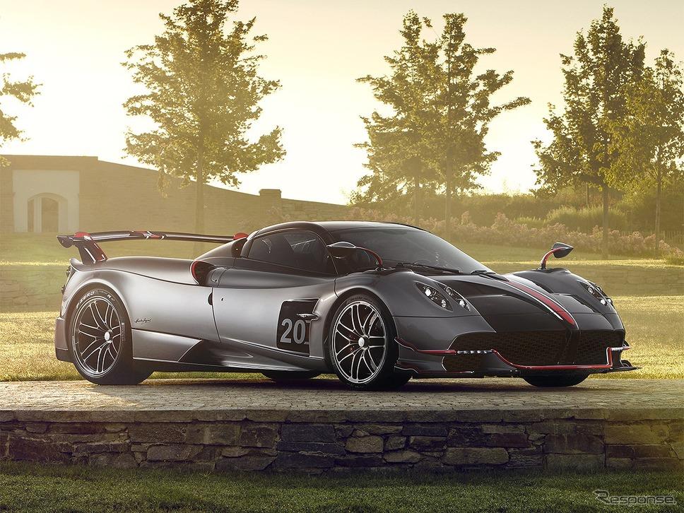 パガーニ ウアイラ・ロードスターBC《写真提供 Pagani Automobili S.P.A.》