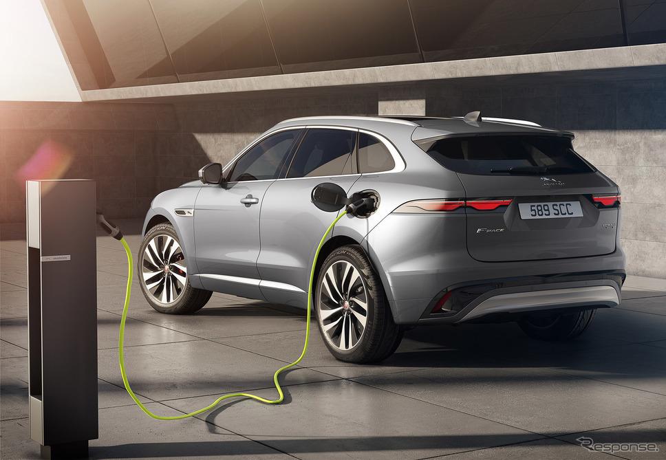 ジャガーのSUV、F-PACE。後継モデルは開発しないという《photo by Jaguar Land Rover》