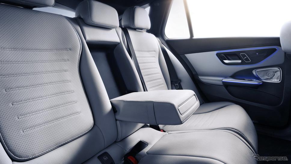 メルセデスベンツ Cクラス・エステート(ステーションワゴン)新型《photo by Mercedes-Benz》