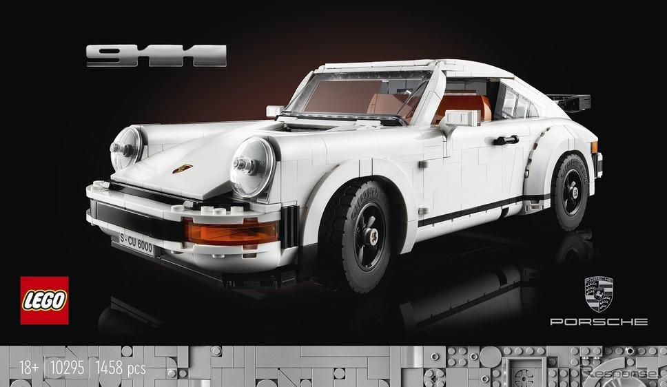 レゴ・ポルシェ911《写真提供 レゴジャパン》
