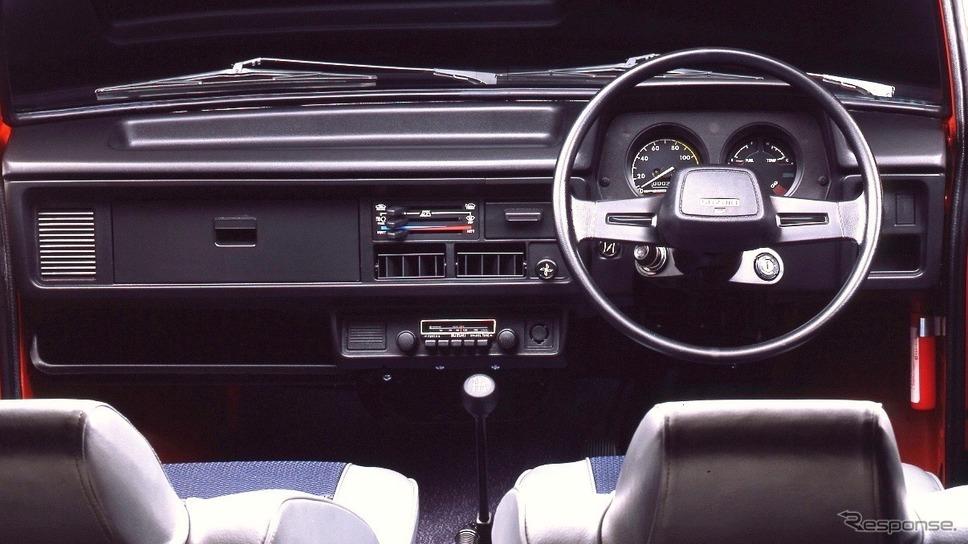 スズキ・アルト初代(1979年)《写真提供 スズキ》