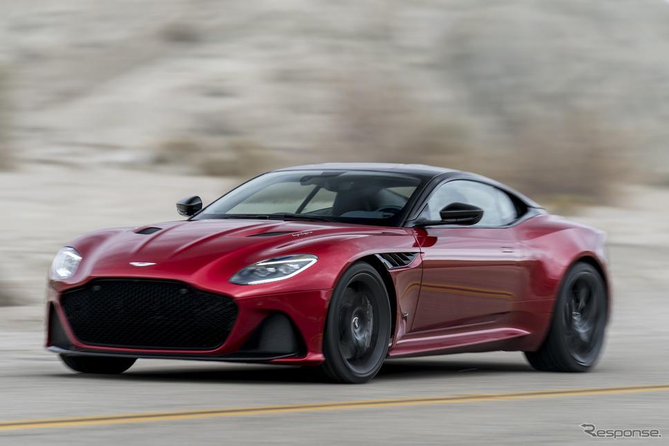 アストンマーティンDBSスーパーレッジェーラ《photo by Aston Martin》