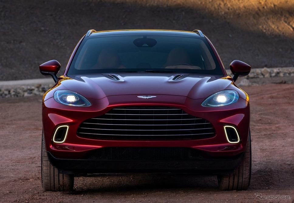 アストンマーティン DBX《photo by Aston Martin》