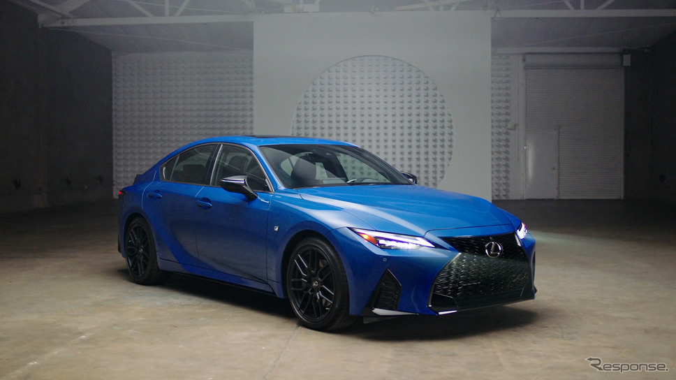 レクサス IS 改良新型《photo by Lexus》