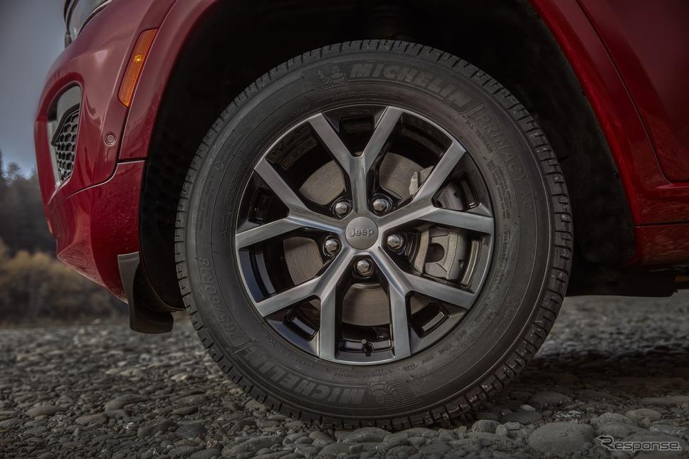 ジープ・ランドチェロキー L 新型《photo by Jeep》