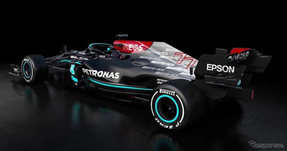 メルセデス-AMG F1 W12 E Performance《Photo by Mercedes-AMG Petronas F1 Team》