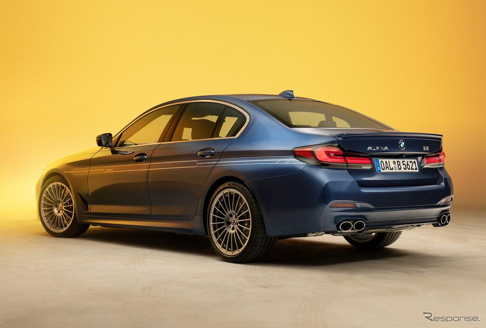 BMWアルピナ B5 リムジン《photo by ALPINA》