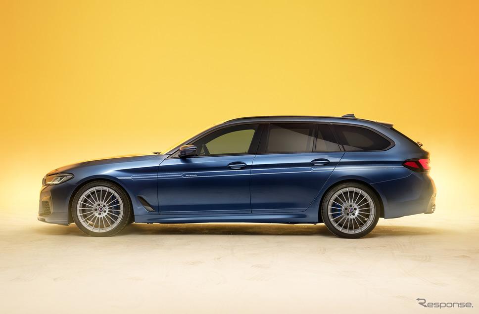 BMWアルピナ B5 ツーリング《photo by ALPINA》