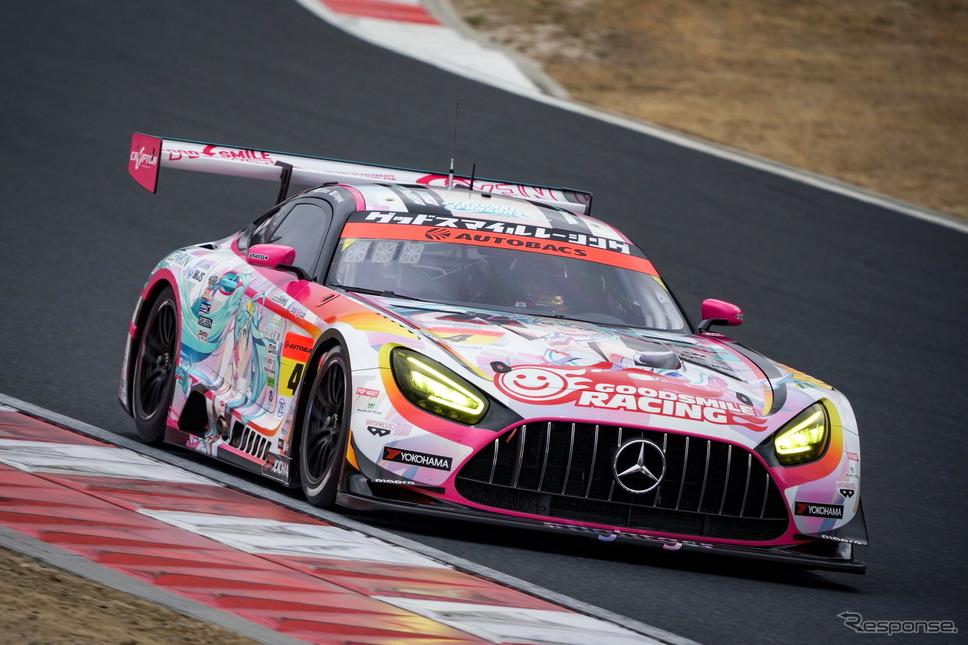 2021SUPER GT岡山公式テスト《撮影 益田和久》