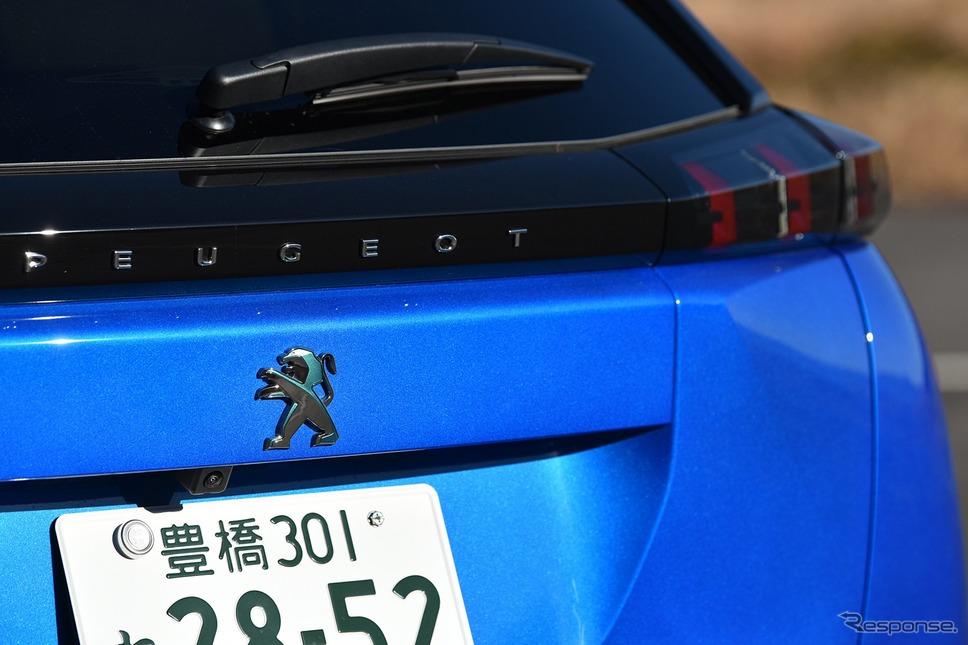 プジョー e-2008 GT LINE《写真撮影 中野英幸》