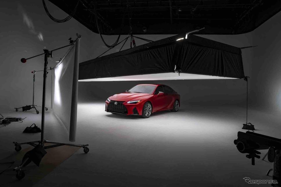 Lexus IS 500 F Sport Performance《photo by Lexus》