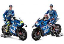 スズキ、ミル&リンスでタイトル防衛へ---MotoGP 2021年シーズン参戦体制発表