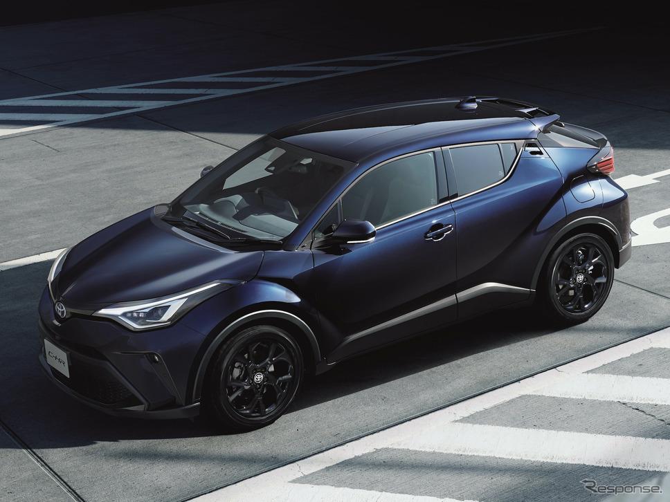 トヨタ自動車東日本(岩手工場)で生産されるトヨタC-HR《写真提供 トヨタ自動車》