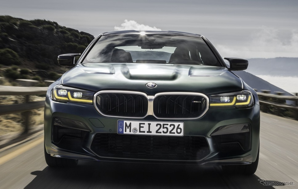 BMW M5 CS《photo by BMW》