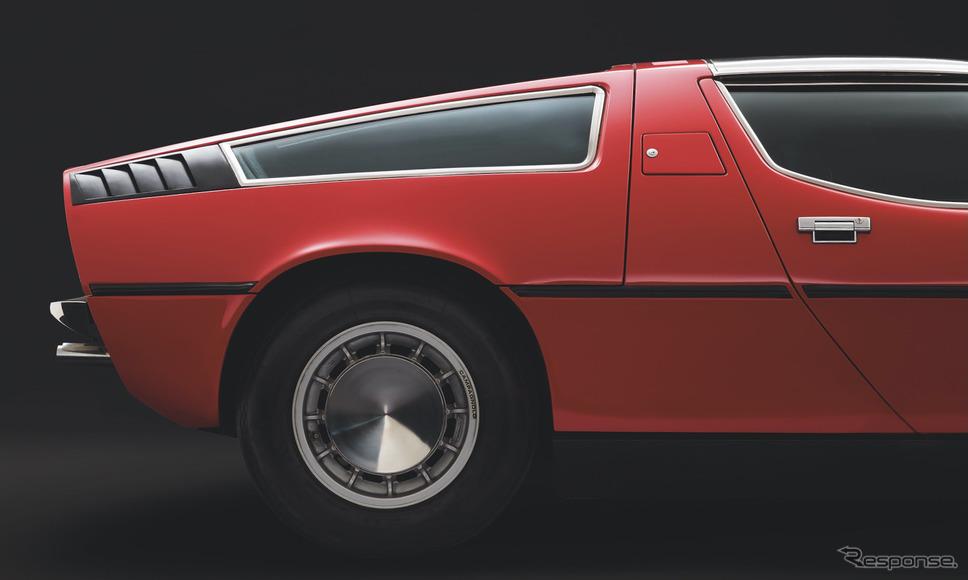 マセラティ・ボーラ《photo by Maserati》