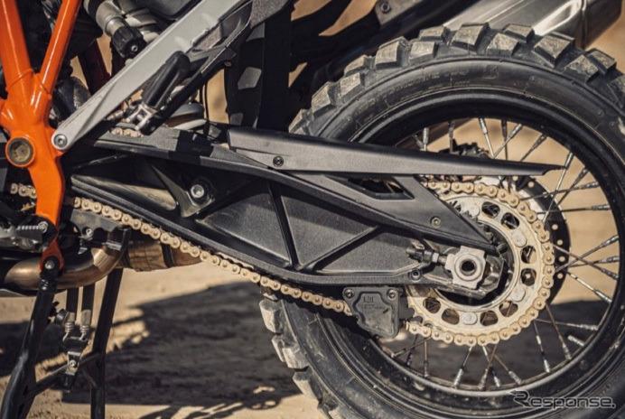 KTM 1290スーパーアドベンチャーR《写真提供 KTMジャパン》