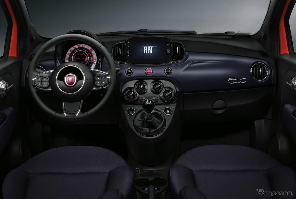 フィアット 500 の2021年モデル(カルト)《photo by Fiat》