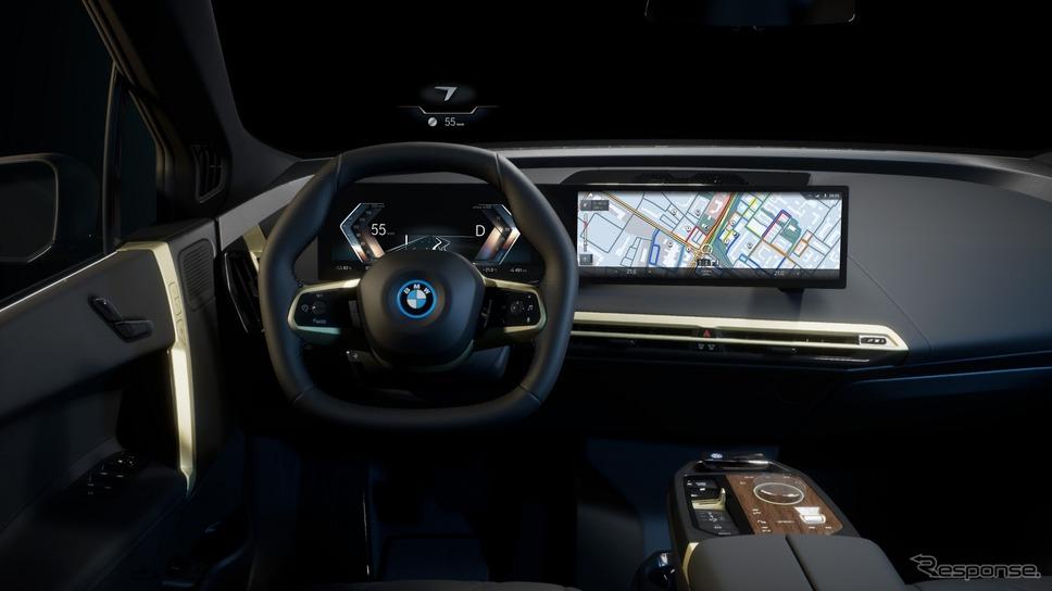 BMWインテリジェント・パーソナル・アシスタントの最新版《photo by BMW》