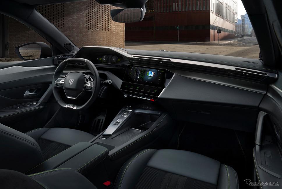 プジョー 308 新型《photo by Peugeot》