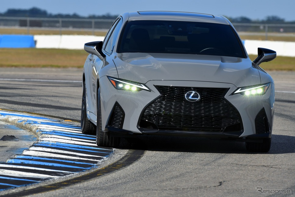 レクサス IS 500 F SPORT パフォーマンス・ローンチエディション《photo by Lexus》