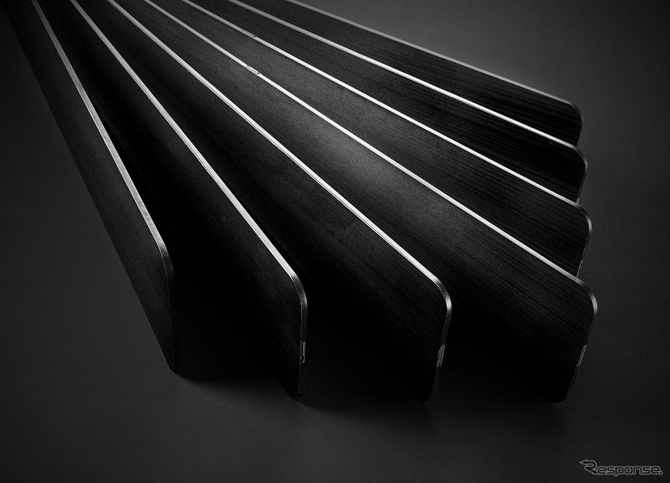カーボン繊維強化したウルトラミッド アドバンスト《写真提供 BASF》
