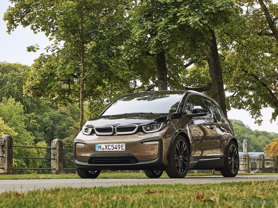 BMW i3《写真提供 ビーエムダブリュー》