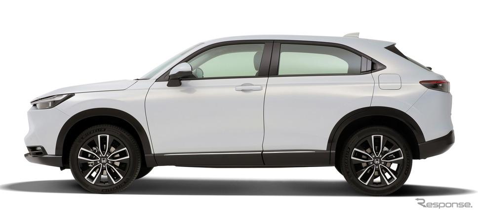 ホンダ HR-V(ヴェゼルに相当)新型欧州仕様《photo by Honda》