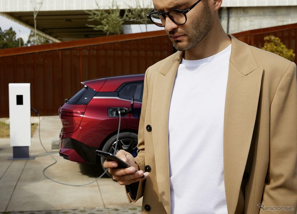 BMWとダイムラーの合弁事業が手がける電動車向け充電サービス《photo by BMW》