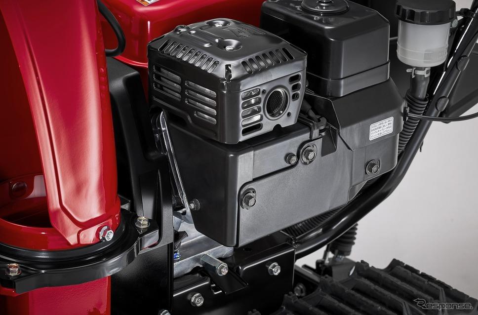 ホンダ HSS760n アイシングガード説明《写真提供 本田技研工業》