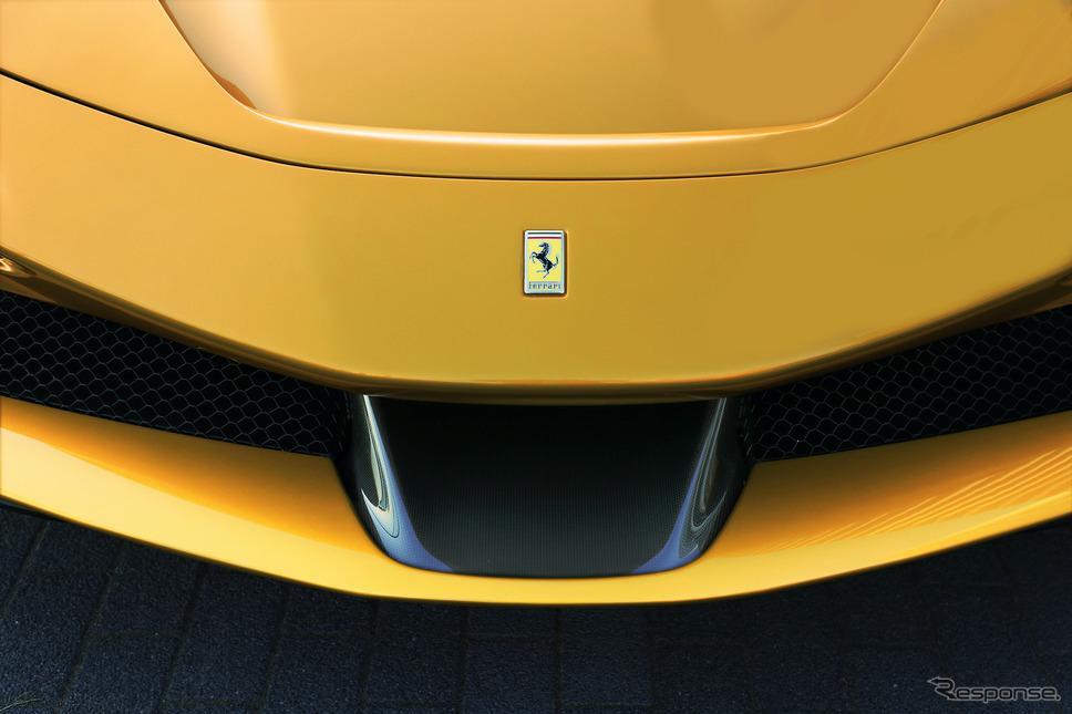 フェラーリ SF90スパイダー《写真提供 フェラーリ・ジャパン》
