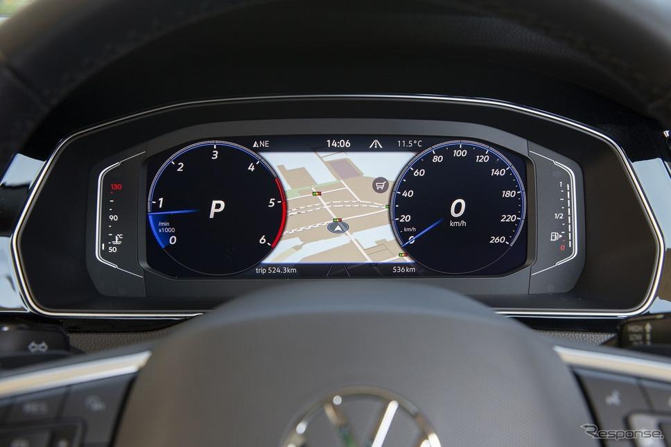 VW パサート デジタルメータークラスター Digital Cockpit Pro《写真提供 フォルクスワーゲン グループ ジャパン》