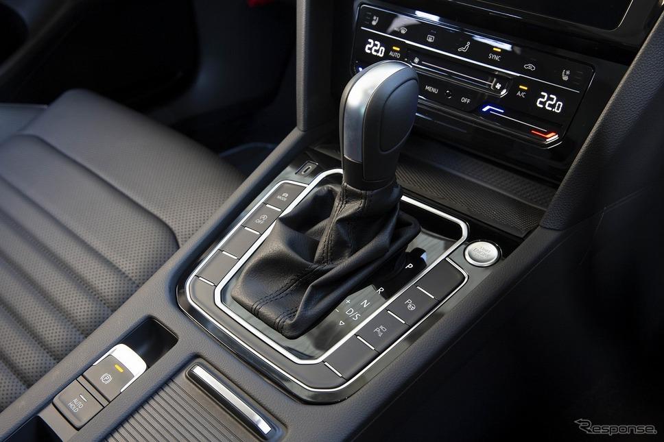 VW パサート 3ゾーンフルオートエアコンディショナー&シフト《写真提供 フォルクスワーゲン グループ ジャパン》
