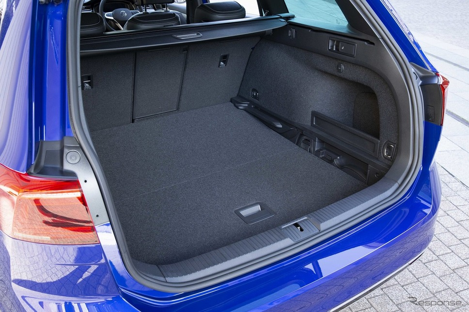VW パサート ヴァリアント ラゲージスペース《写真提供 フォルクスワーゲン グループ ジャパン》