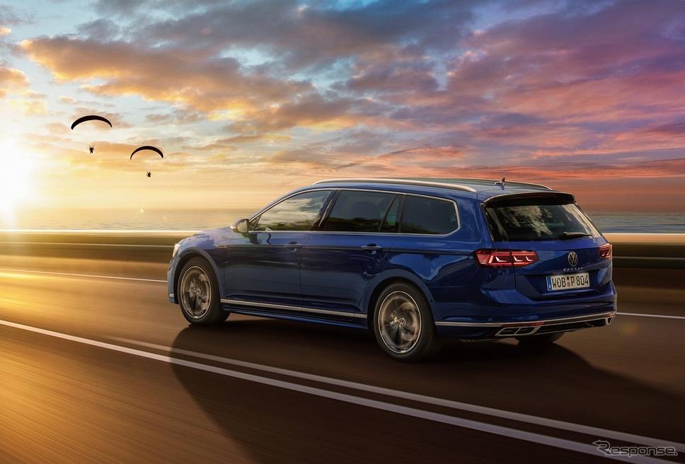 VW パサート ヴァリアント TDI R-ライン《写真提供 フォルクスワーゲン グループ ジャパン》