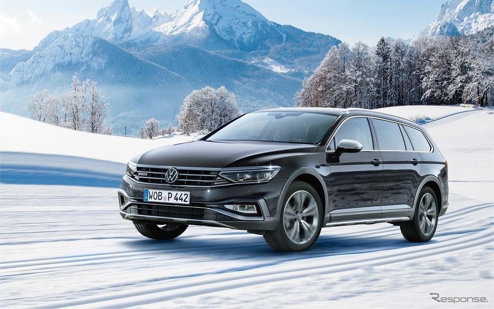 VW パサート オールトラック TDI 4モーション アドバンス《写真提供 フォルクスワーゲン グループ ジャパン》