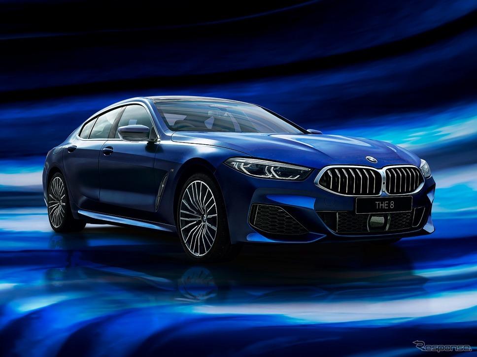 BMW 8シリーズ グランクーペ  コレクターズエディション《写真提供 ビー・エム・ダブリュー》