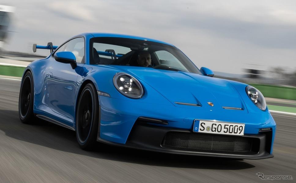 ポルシェ 911 GT3 新型《photo by Porsche》