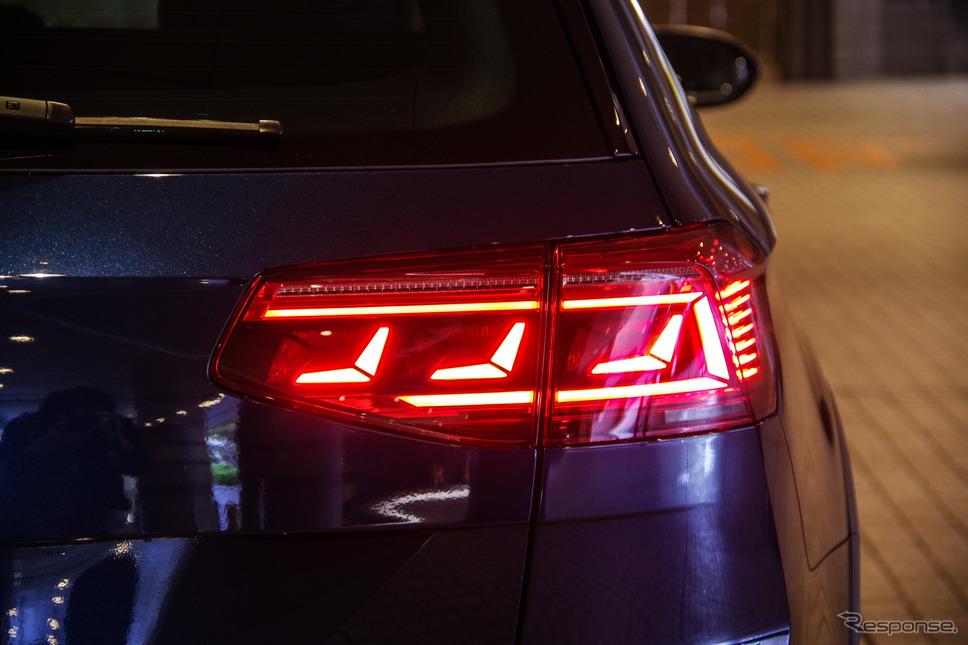 VW パサート オールトラック 改良新型(TDI 4MOTION Advance)《写真撮影 宮崎壮人》