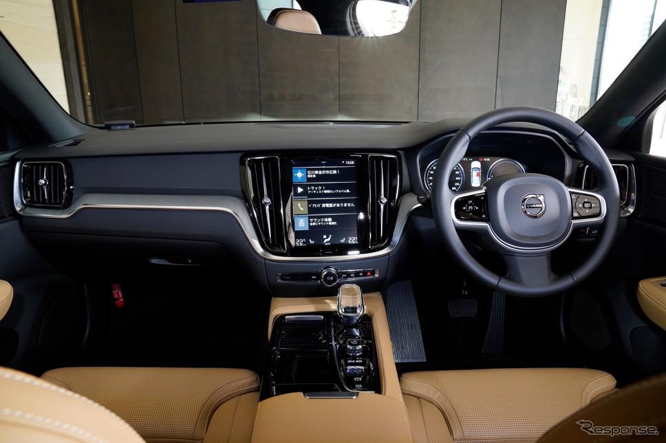 ボルボ S60 リチャージプラグインハイブリッド T6 AWD インスクリプション《写真提供 ボルボ》