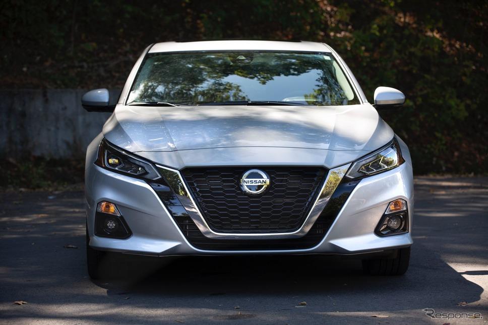 日産 アルティマ(市販モデル)《photo by Nissan》