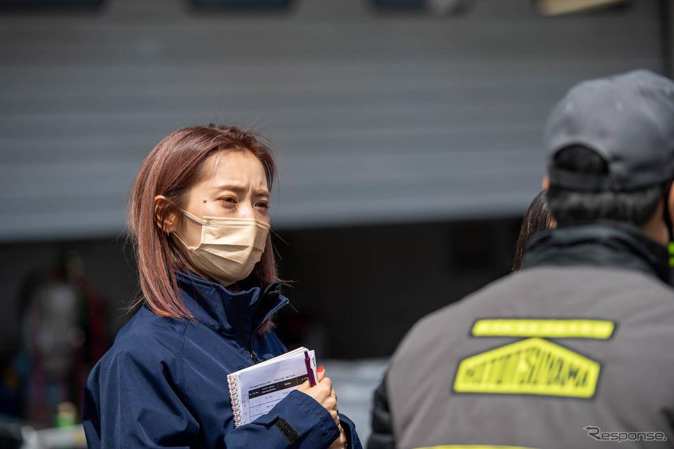TCRジャパン開幕戦(4月3日・4日 富士スピードウェイ)《写真撮影 鈴木則彦》