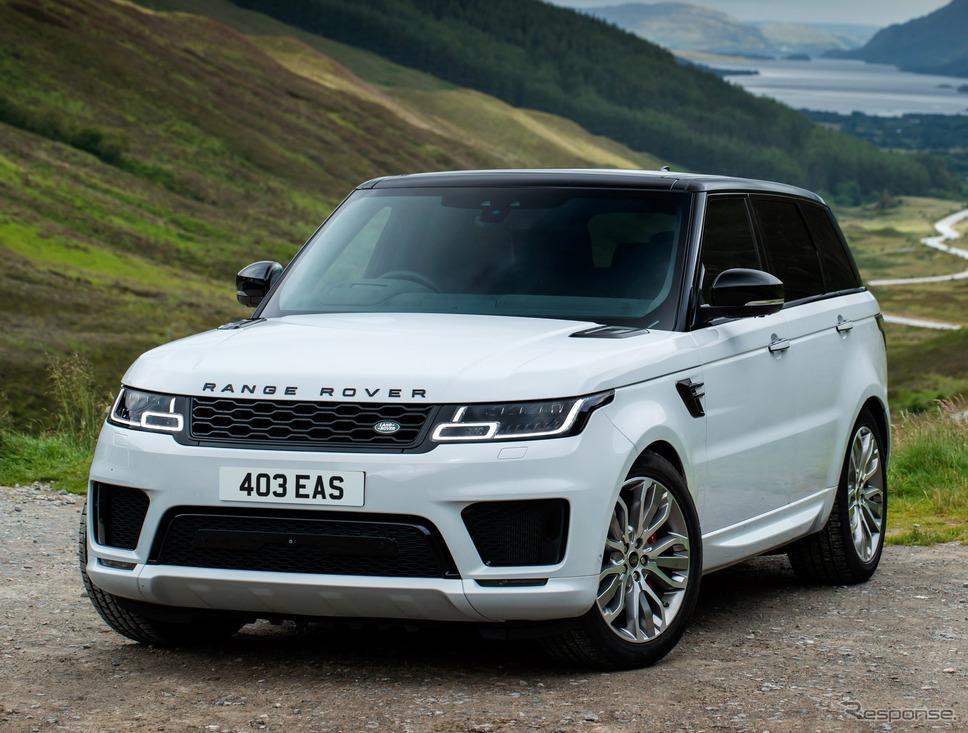 ランドローバー・レンジローバー・スポーツ《photo by Land Rover》