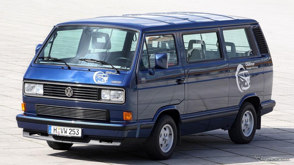 フォルクスワーゲン T3 ベースのマルチバン《photo by VW》