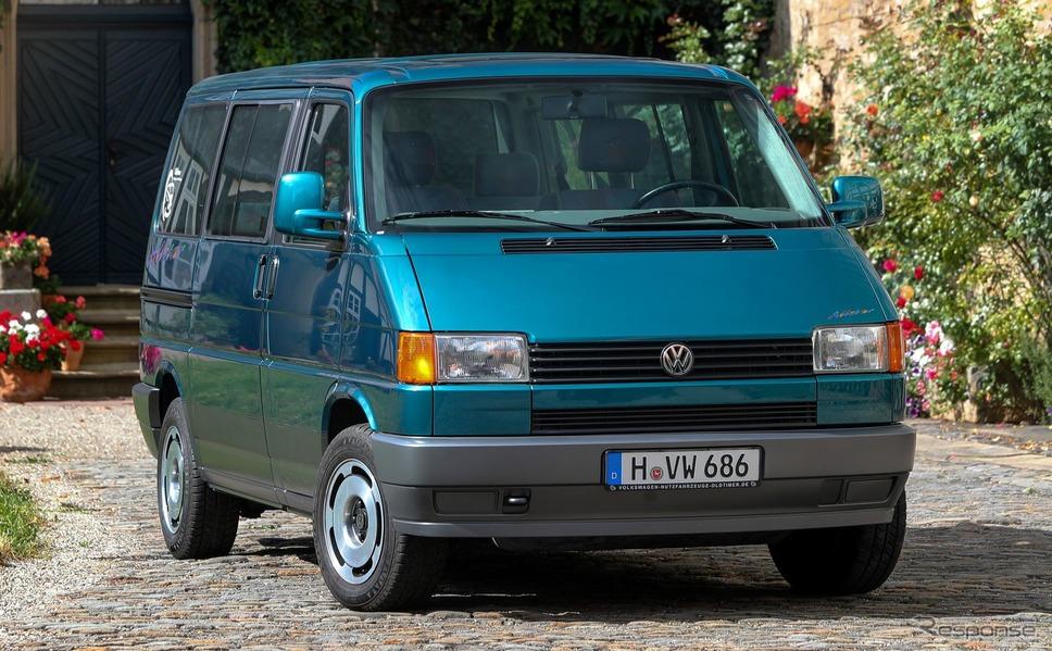 フォルクスワーゲン T4 ベースのマルチバン《photo by VW》