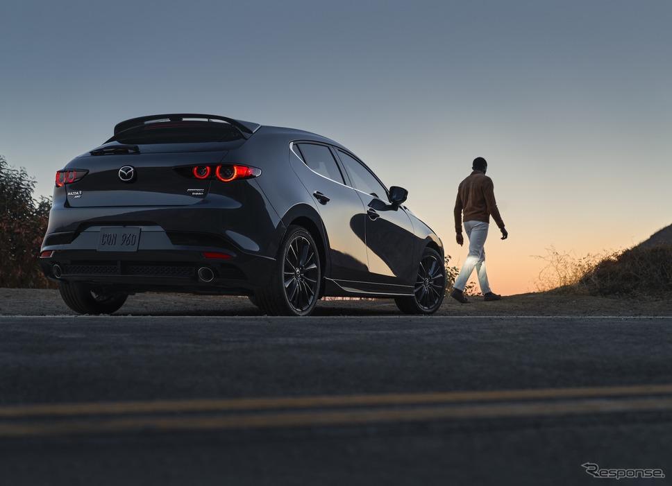 マツダ3《photo by Mazda》