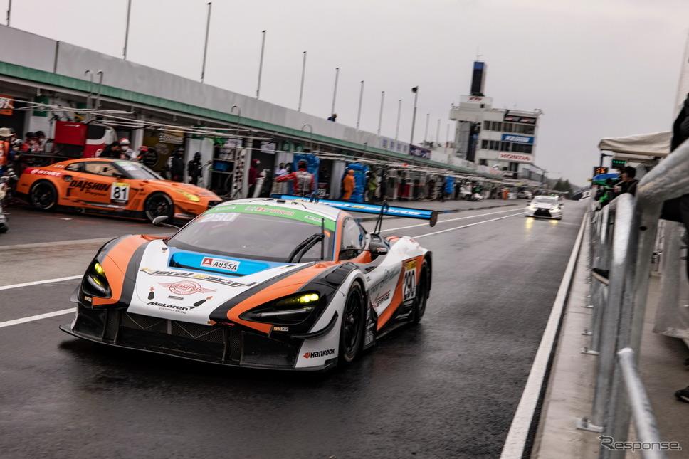 2021スーパー耐久第2戦予選《写真撮影 益田和久》