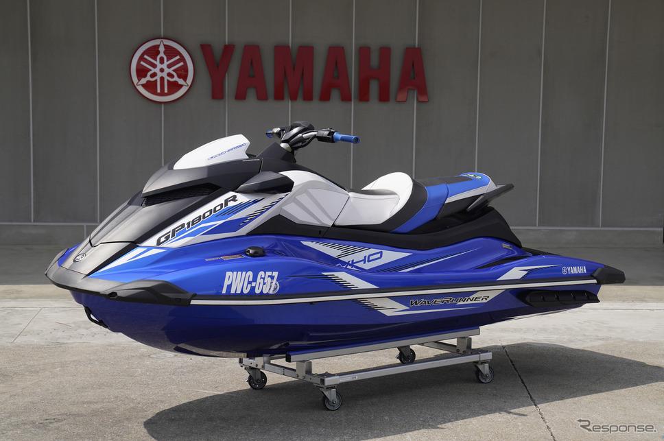 ヤマハ GP1800R SVHO《写真撮影 柳田由人》